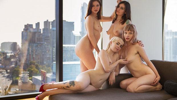 Pussy Waggon Pornos