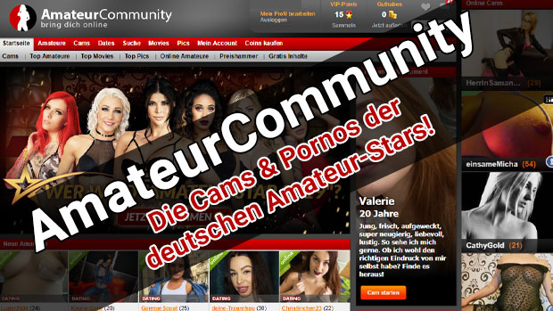 AmateurCommunity Portal