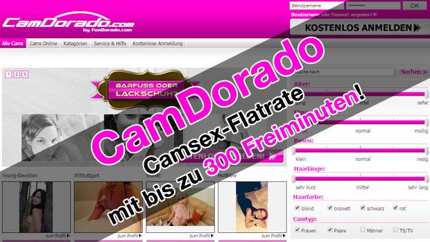 CamDorado Camsex-Community