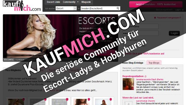 Kaufmich Escort-Community