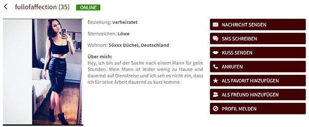 MILF-Kontakt ReifeFrauen.com