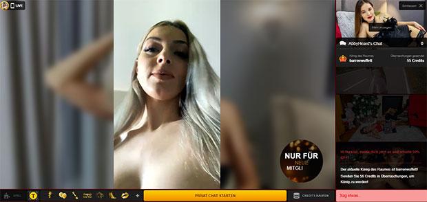 Mobile Sexcam LiveJasmin
