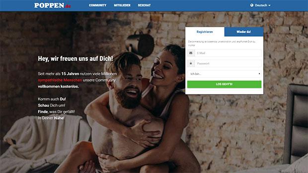 Poppen.de gratis Sexpartner finden