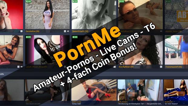 PornMe Amateur-Community