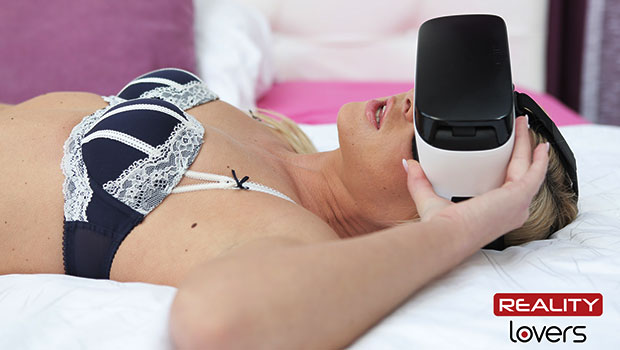 Pornos mit VR-Brille schauen