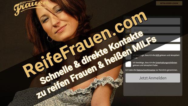 ReifeFrauen.com Sexportal