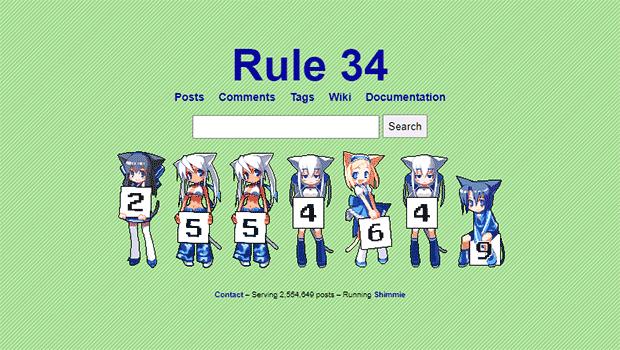 Rule34 Startseite