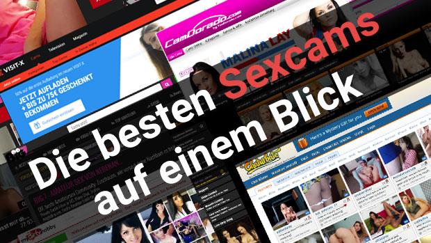 Sexcam Übersicht
