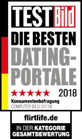 Testsieger Datingportale Flirtlife.de