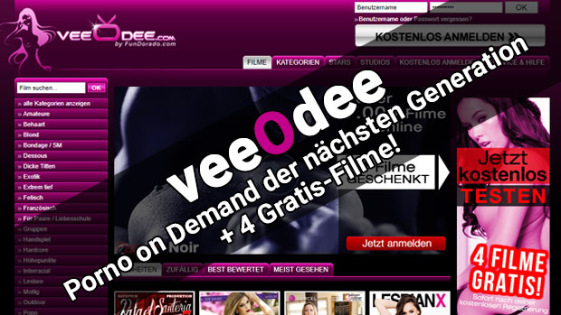veeOdee Video on Demand Plattform