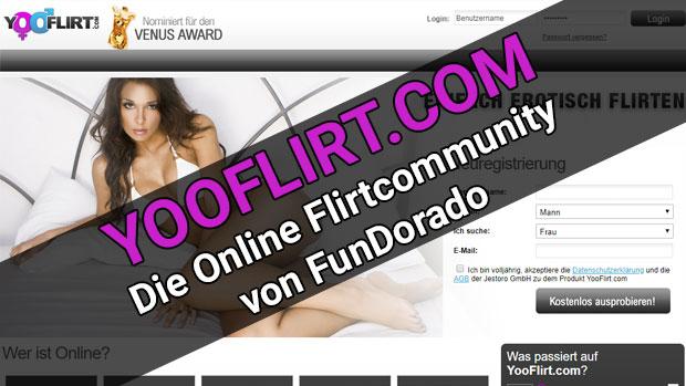 YooFlirt Online Flirtcommuntiy